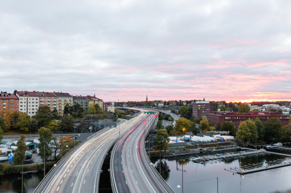 How Sweden Has Redesigned Streets To Route Around Bad Human Behavior