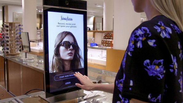 "1a8922e30f2 Interactive ""Magic Mirrors"" Are Changing How We See Ourselves—And Shop"