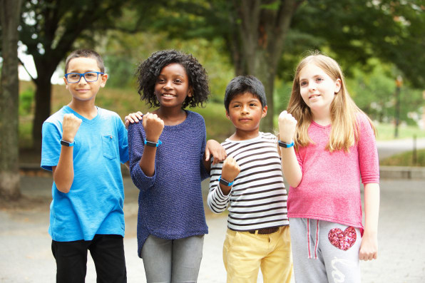 Philanthropy Turns Out To Be A Good Way To Get Sedentary Kids To Exercise