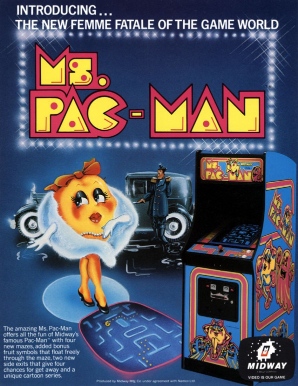 The MIT Dropouts Who Created Ms  Pac-Man: A 35th-Anniversary Oral Hist