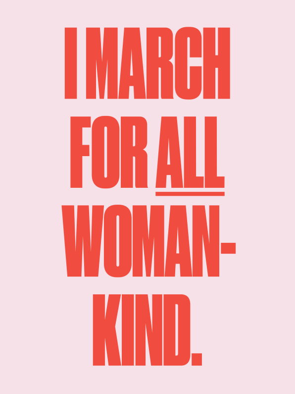 graphic relating to Printable Signs for Women's March named How Towards Create The Ideal Protest Indication