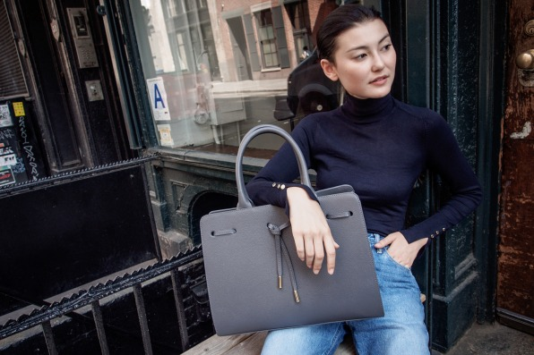The Build-Your-Own-Handbag Startup That's Perfected Mass Customization