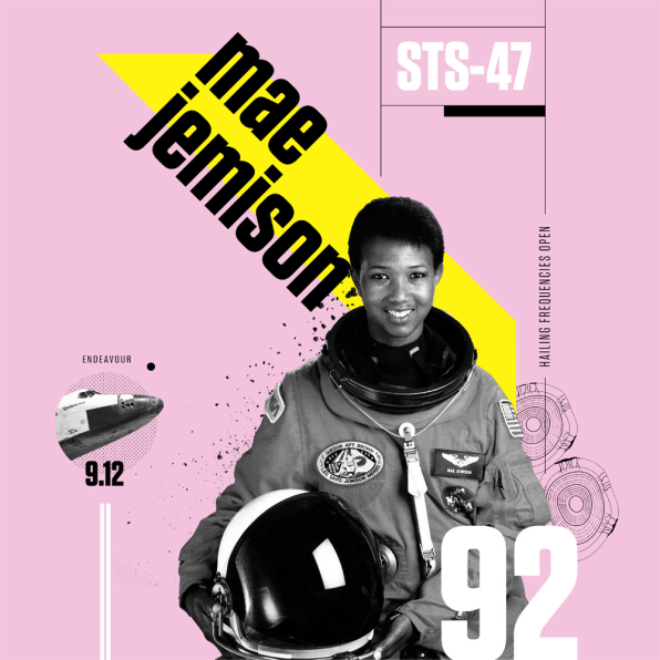 12 Powerful Posters Of Female Scientists That Every Classroom Needs
