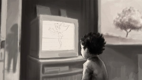 Animated Sidekick Connects Parents To >> Oscar Nominated Doc Life Animated Wouldn T Exist Without This Ingen