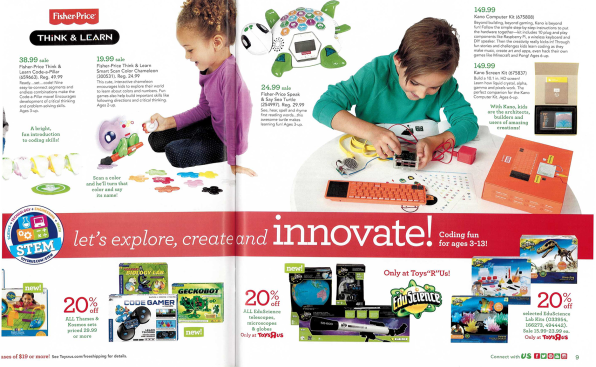 Why Retailers Are Betting On STEM Toys For Your Little Mad