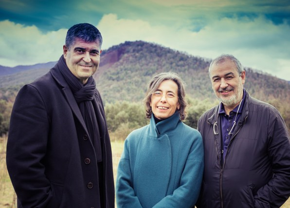 Three Little-Known Spanish Architects Win Architecture's Top Prize