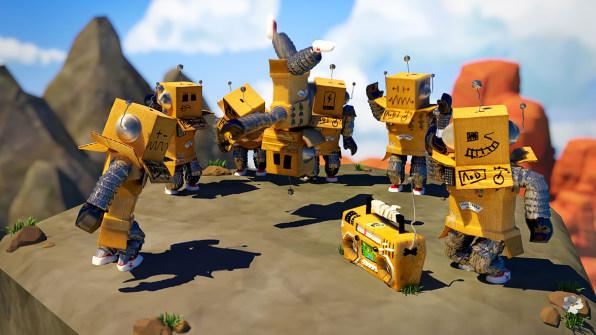 Game Platform Roblox Raises 92 Million To Build Ultimate - design it winner roblox toy