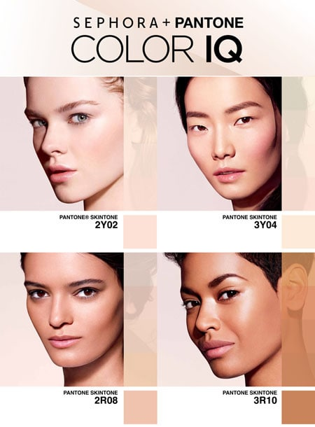 Sephora Pantone Color Iq Knows Your Skin Tone Better Than You Do