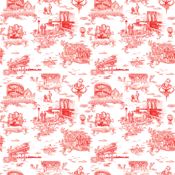 Beastie Boy Mike D Honors Brooklyn With A Streetwise Wallpaper