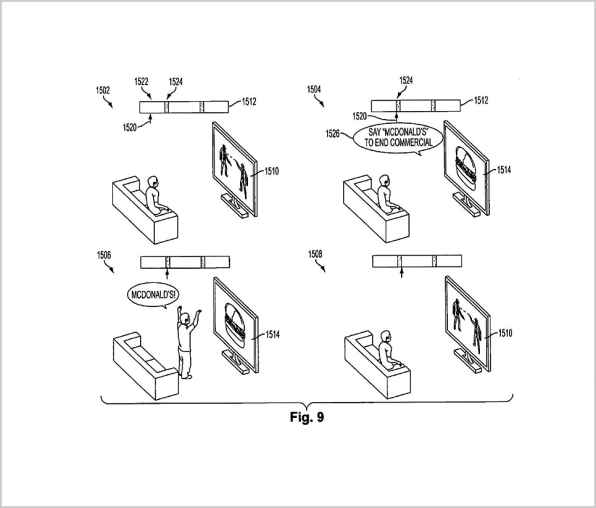 Sony Files Patent To Make TV Ads Into Video Games
