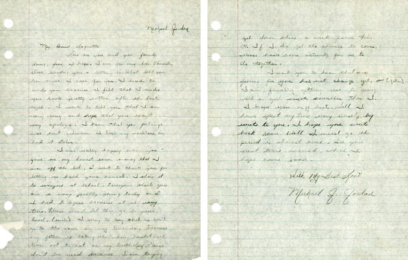 12 Hand-Written Love Letters From Famous People, From Henry VIII To Mi