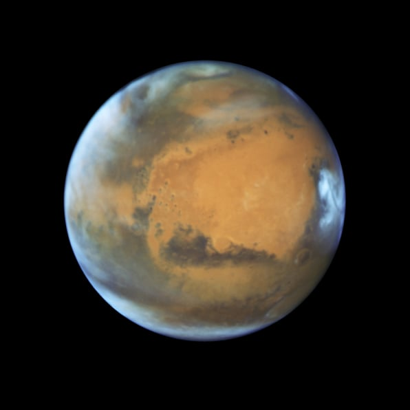 When was the last time Mars was this close to Earth?