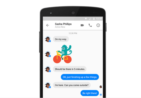 Facebook Messenger security flaw meant hackers could alter