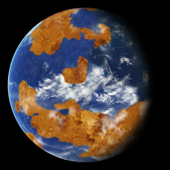Venus may have once supported human life