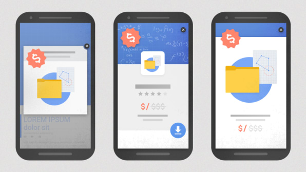Google is going to crush your annoying mobile popup ads