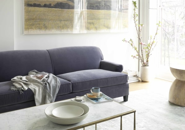 ... Personalized Sofa And $900 For An Armchair, Which Is On Par With Brands  Like West Elm. Products Are Then Delivered Directly To The Consumeru0027s  House, ...