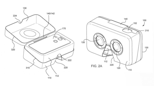 Google Patent Suggests Phone Packaging That Doubles As A Vr Headset