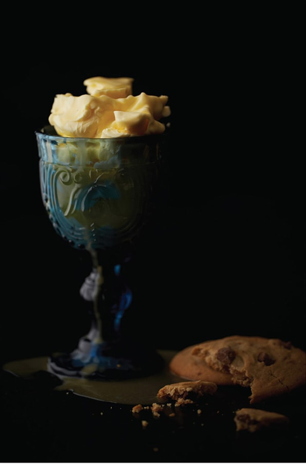 What Rihanna, Lady Gaga, And Britney Spears Eat Backstage, Rendered As Classic Still Lifes