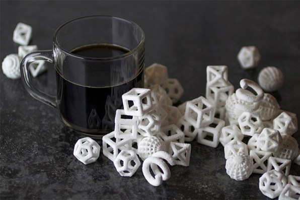 3-D Printed Candy Makes Me Love The Future