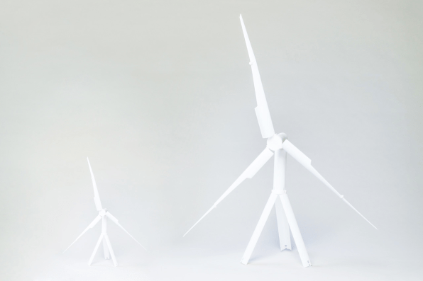 A Personal Wind Turbine To Pack Up And Take Anywhere