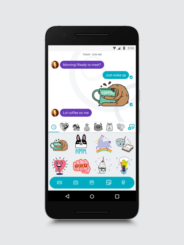 Inside The Making Of Allo, Google's AI-Powered Messaging App