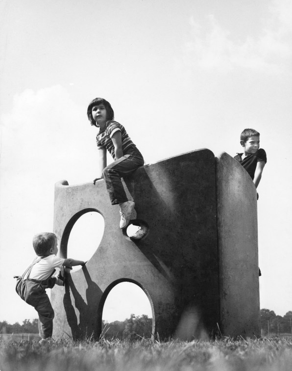 The Midcentury Sculptor Who Changed The Way Kids Play