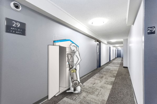 Can Better Design Make The Sharing Economy Work For Vacuums