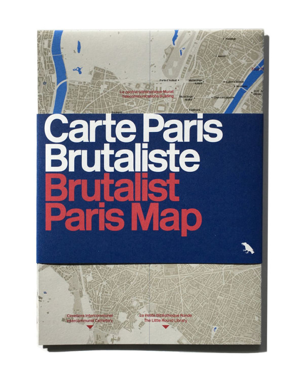 Brutalism's Rise And Fall, As Told Through The Architecture Of Paris