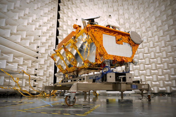 We Can't Always Track Airplanes  A Satellite Giant Aims To Change That