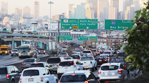 A Solution For The Bay Area's Traffic Woes, And Other World-Changing T