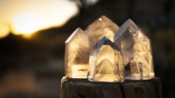 """Is There A Crystal Bubble? Inside The Billion-Dollar """"Healing"""" Gemston"""