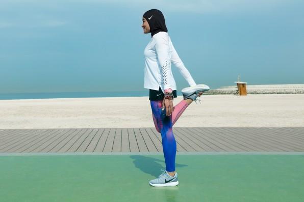 watch d2e4a 29c82 Manal A. Rostom  Photo  Vivienne Balla, courtesy of Nike  ...