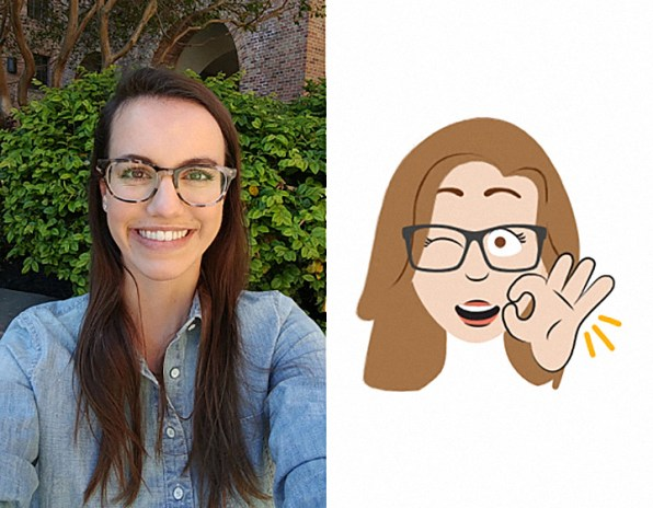 Exclusive: Google's New AI Tool Turns Your Selfies Into Emoji