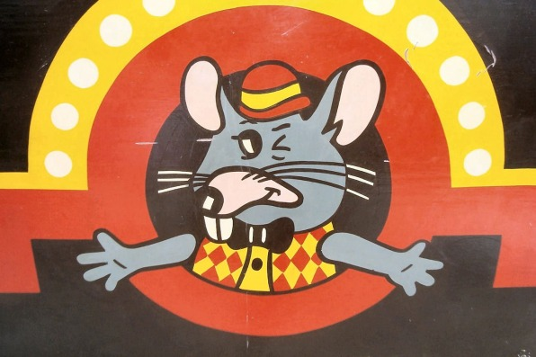 Robots, Pizza, And Sensory Overload: The Chuck E  Cheese