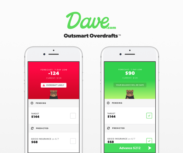 "Mark Cuban's ""Dave"" Spots You No-Interest Loans To Avoid Overdraft Fee"