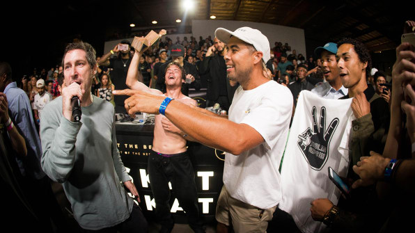 How This Skateboarding Icon Built An Empire From Feeling