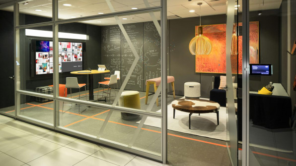 Can Steelcase S Office Of The Future Make Corporate