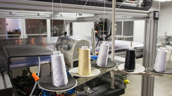 This T-Shirt Sewing Robot Could Radically Shift The Apparel