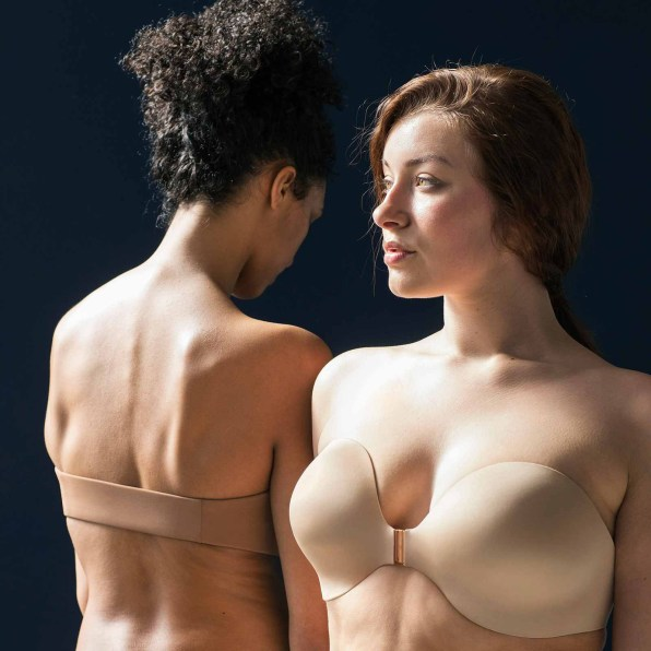 "f737ebb3127c7 As McKeen instructed her team  ""The first thing we had to do is forget  everything we think we know about how to design a bra."""