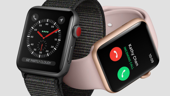 With Apple Watch Data Plans, Wireless Carriers Opt For