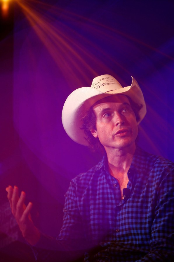Kimbal Musk Defends His Container Farming Accelerator