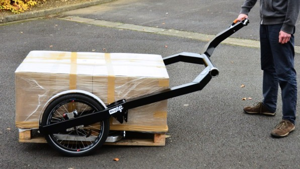 This Bike Trailer Can Deliver As Much Cargo As A Minivan