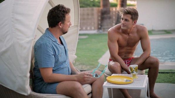 Gay TV show seks