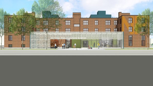 A Former Chicago Project Will Become A Museum Dedicated To