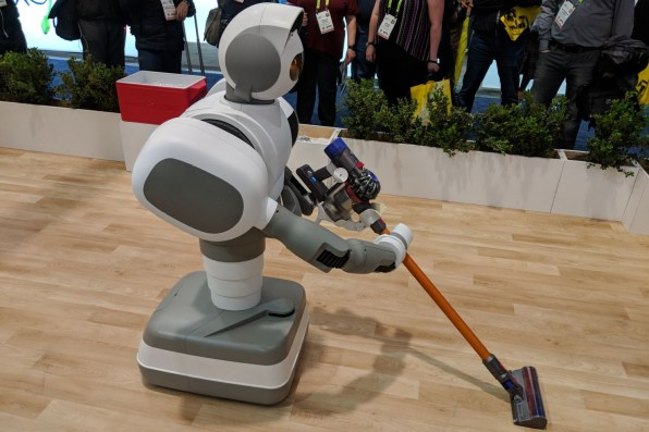 Robots That Do Your Chores Are So Close But So Far