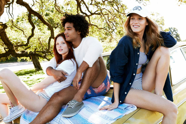 df6abffe Inside Abercrombie's Plot To Win Over Gen Z, Where Everyone's A Cool K