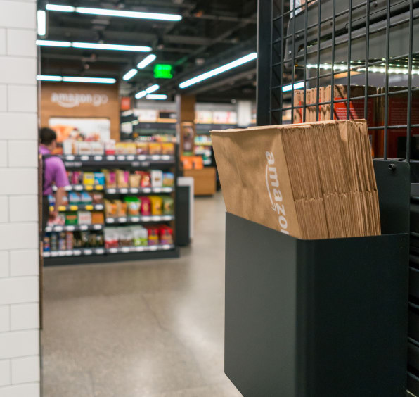 Checking Out Amazon Go The First No Checkout Convenience Store