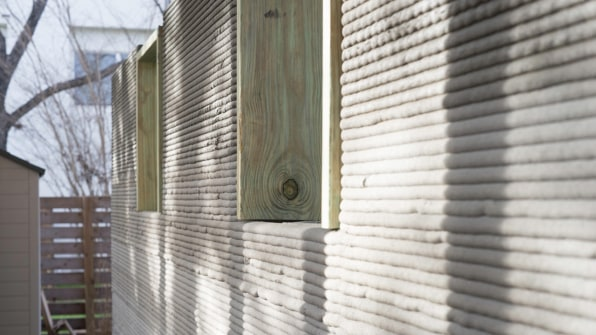This House Can Be 3D-Printed For $4,000