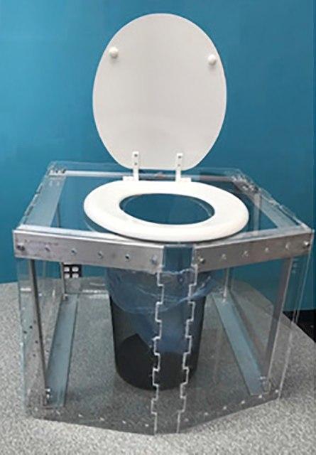 This Toilet Vaporizes Poop To Solve Sanitation Problems