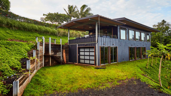Tiny Home Designs: This Small, Off-Grid House Fits All You Need For A Very Comfortable Li